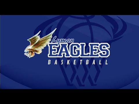 BASKETBALL: West #3 - Lyman Eagles vs East #4 - Rawlins Generals