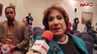 ليلة تكريم سيدة المسرح العربى سميحة ايوب (اتفرج )