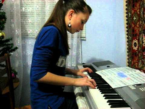 Themes (Serenade In G Major (K 525), first movement) - Wolfgang Amadeus Mozart piano