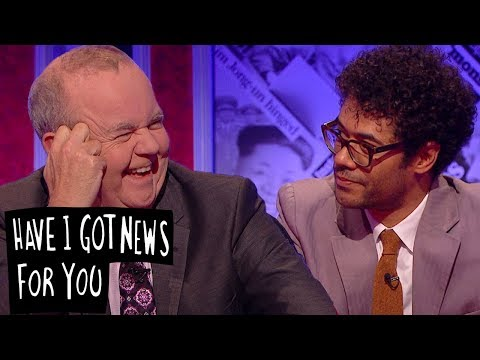 "Boris Johnson Would ""Just Say No"" To Theresa May - Have I Got News For You"