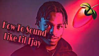 How To Sound Like Lil Tjay On FL Studio (FREE VOCAL PRESET)
