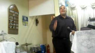 Evg. Peter Aleman III ministering in Pro-templo service Part 2