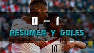 Haití vs. Perú 0-1 - Copa America Centenario 2016   Resumen y Goles HD 04/06/16
