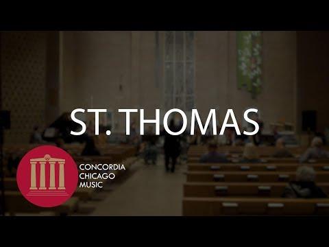 St. Thomas (Sonny Rollins arr. Michael Mossman) - CUC Jazz Band