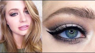 Вечерний макияж cut crease в стиле Instagram: видео-урок