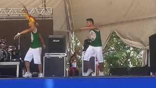 William & Marcelo (G.Show) dançam ; Além da Sensibilidade