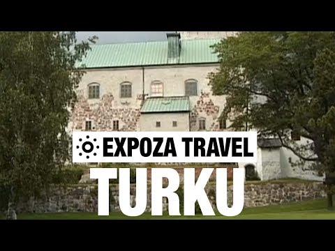 Turku (Finland) Vacation Travel Video Guide