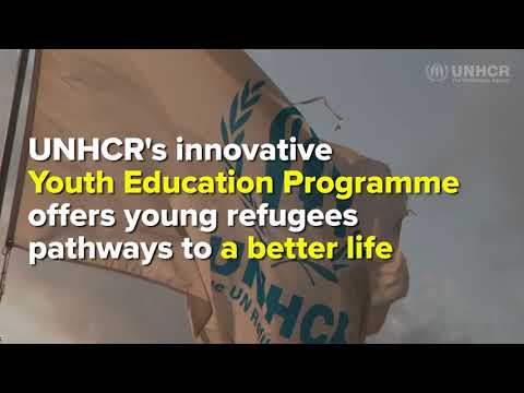 UNHCR -  Youth Education Programme