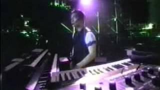 1993年 再生YMO東京ドーム公演.