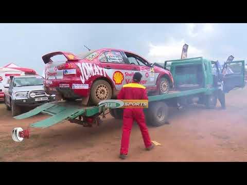 PEARL OF AFRICA RALLY UGANDA 2017 Day2 ARC