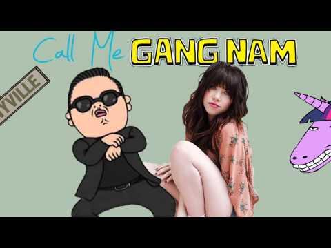 Call Me Gangnam (Call Me Maybe/ Gangnam Style Mashup)