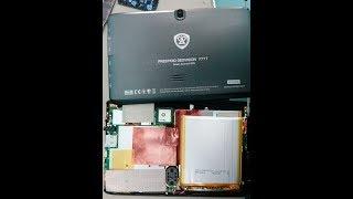 Prestigio geovision 7777 smart Android GPS. Удачная реанимация.