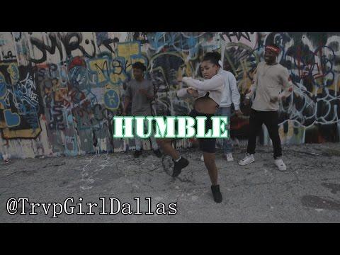 Kendrick Lamar - HUMBLE. (Dance Video) shot by...