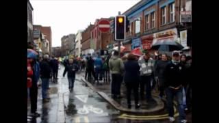 Anti-Internment March, Belfast.