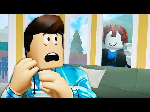 He Was Stalked By A Noob: A Roblox Movie