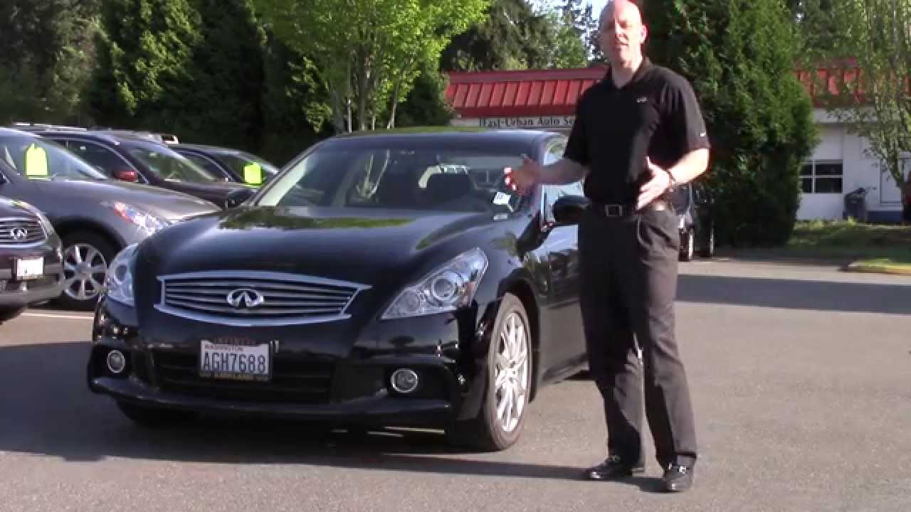 2012 Infiniti G37 6 Speed Sedan Review, Start Up   A Farewell To The 6  Speed Infiniti Sport Sedan   YouTube