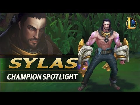 SYLAS CHAMPION SPOTLIGHT Guide - League of Legends thumbnail