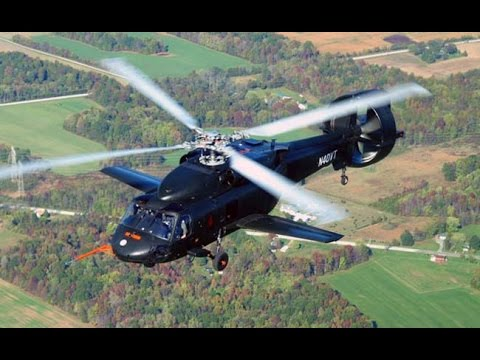 Piasecki X-49A Speedhawk Helicopter for US Military