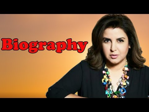 Farah Khan - Biography
