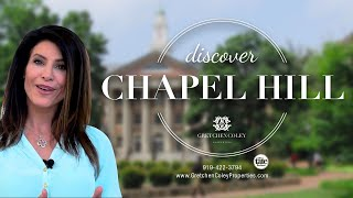 Gretchen Coley Discover Chapel Hill