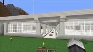Animal Farm House (PC Minecraft)
