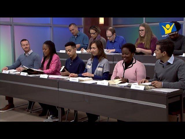 Szkoła Sobotnia Hope Channel - Lekcja I (6 kwietnia 2019)