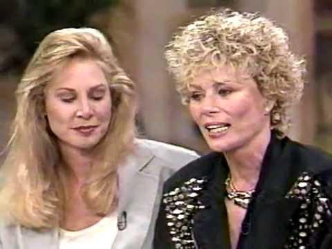 The Television Talk : Vicki! pt 5 Abby Dalton & daughter Kathleen Kinmont