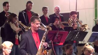 Jazzkur leiss Stück Big Band Battle Buchloe 2015
