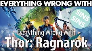 """Everything Wrong With """"Everything Wrong With Thor Ragnarok In 15 Minutes Or Less"""""""