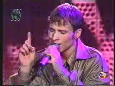 backstreet boys-1º Especial antena 3 1997-Anywhere For You