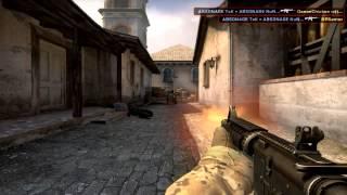 CS:GO TsK 4K m4a4 @ Inferno
