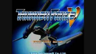 10 Minutes of Video Game Music - Legendary Wings from Thunder Force V Perfect System (PlayStation)