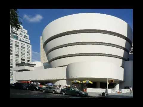 Frank Lloyd Wright, Solomon R. Guggenheim Museum