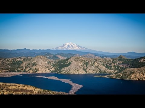 Beautiful Washington. Episode 2 - Scenic Nature Documentary Film about Washington State - Episode 2