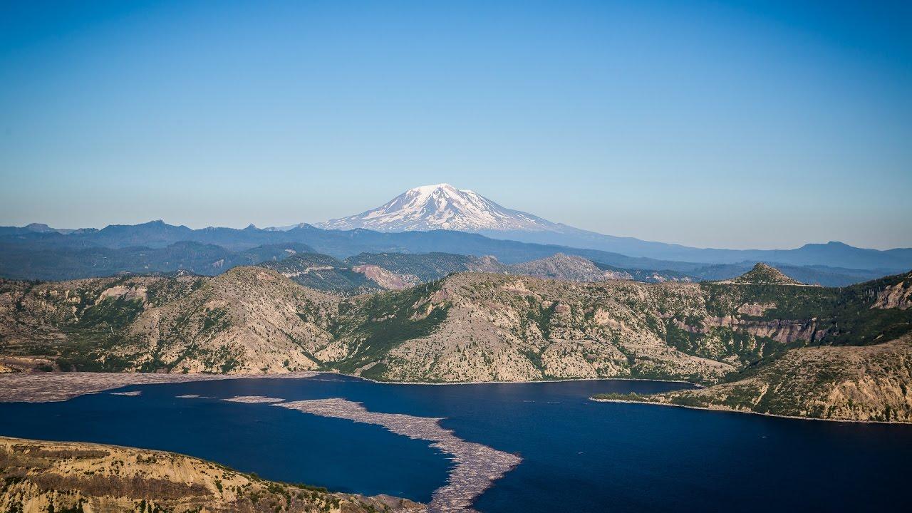 Beautiful Washington. Episode 2 - Scenic Nature Documentary Film about Washington State - Episode 2