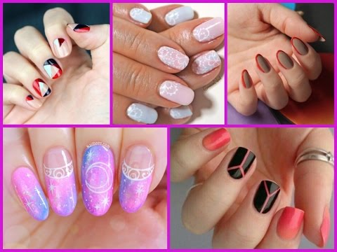 Top 30 spring nail art ideas trendy nails 2017 youtube top 30 spring nail art ideas trendy nails 2017 prinsesfo Image collections