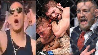 Реакция Фергюсона и Макгрегора на победу Хабиба над Порье / Кадыров недоволен результатом UFC 242!