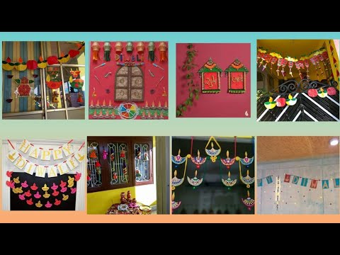 Diwali Decorations Ideas School Decoration Ideas On Diwali Youtube