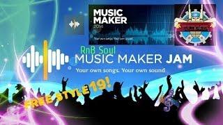 Music Maker Jam*RnB Soul* style 19