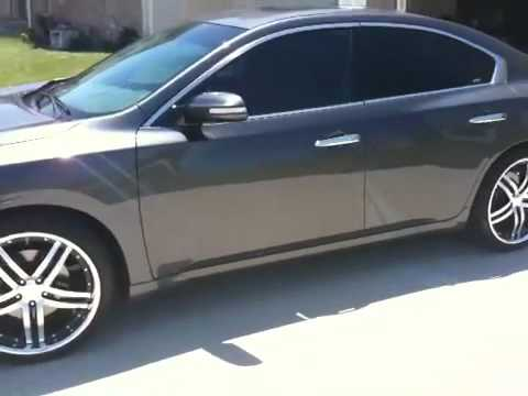 Clean 2009 Nissan Maxima Sv Sport Youtube