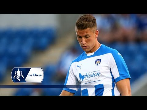 Colchester Utd 1-0 Peterborough Utd - FA Cup Second Round | Goals & Highlights