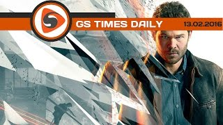 GS Times [DAILY]. Quantum Break, Destiny 2, Call of Duty