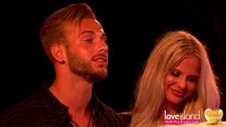 Love Island: Stephanie und Julian gestehen sich ihre Liebe - RTL II