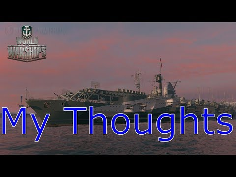 World of Warships- My Thoughts On The CV Rework After 6 Months