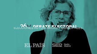 DEBATE ELECTORAL 26M: Los CANDIDATOS a la ALCALDÍA de MADRID