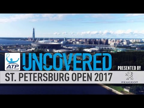 St. Petersburg 2017 Uncovered