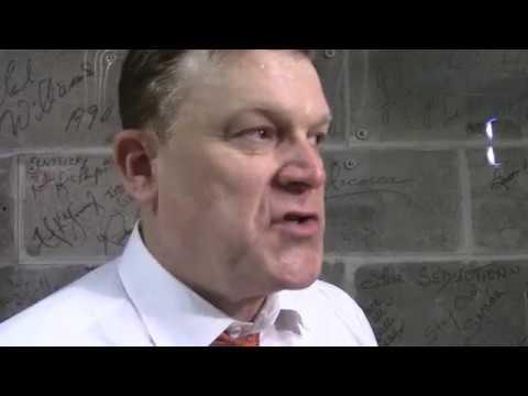 Illinois coach Brad Underwood talks loss to Michigan State.