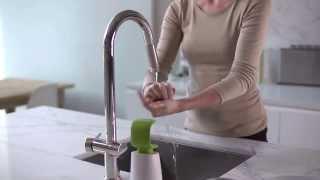 Joseph Joseph C pump™    Single handed soap dispenser