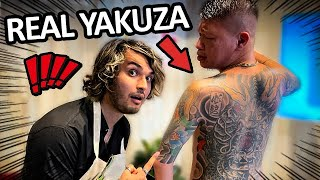 I Spent a Day with a REAL Ex-Yakuza Member in Japan