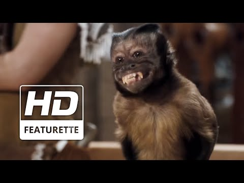 Night at the Museum: Secret of the Tomb | 'Monkey Diva' | Official HD Featurette 2014